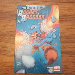 Rocket Raccoon Comic No. 1 May 2014